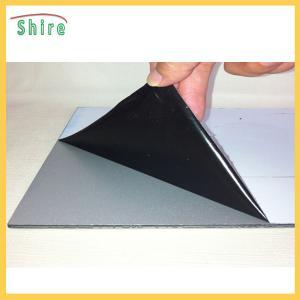 China Anti Scratch ACP Aluminum Composite Panel Protective Film Alucobond Protection Film wholesale
