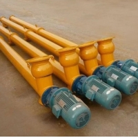 China AAC Line Powder Screw Conveyor wholesale