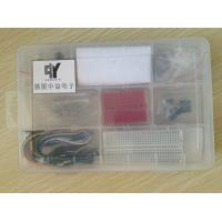 China Small Solderless Breadboard Experiment Project Kit With Many Components wholesale