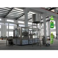 China Automatic Aseptic Juice Filling Machine For Tea Hot Drink Plastic Bottle wholesale