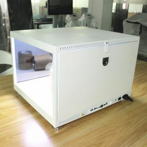 China Custom Made Transparent Display Box / Rustproof Transparent Monitor Screen wholesale
