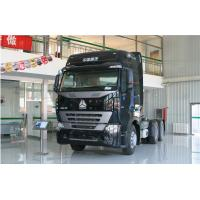 Buy cheap 6*4 Truck head tractor truck Prime Mover Truck 420hp with air - condition , ABS from wholesalers