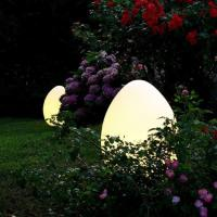 China Plastic Material Lightweight Waterproof Landscape Decorative Outdoor Lights wholesale