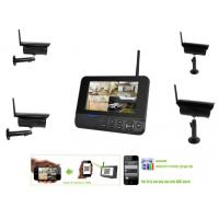 China Covert HD Wireless Surveillance Camera Systems Remote View With Iphone / Andriod wholesale