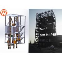 China Big Capacity Feed Factory Animal Feed Pellet Production Line With Design Drawing wholesale