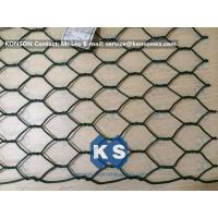 China Professional PVC Gabions Wire Mesh Box and Basket for Chicken Hexagonal Wire Netting wholesale