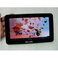 China 7 inches Android Tablet PC WiFi Bluetooth GPS 3G with 1G/8GB Memory wholesale