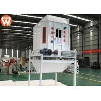 China 1-20 T/H Counterflow Pellet Cooler , Yield Rabbit Pig Cattle Sheep Pellet Cooling System wholesale