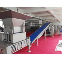 China High Flexibility Pizza Production Line Customized With 600 - 900mm Working Width wholesale