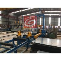 Buy cheap H Beam Automatic Assembling Machine Z20, with Mitsubishi PLC and Panasonic CO2 Welder from wholesalers