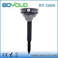 China 4 in 1 solar speaker loud bird scare with Led wholesale