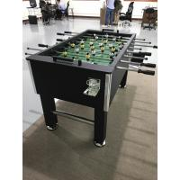 China 55 Inch Soccer Game Table Wood Foot Table Multicolor Player Steel Play Rods wholesale