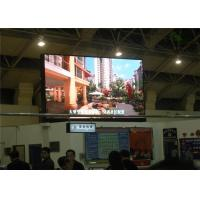 China Energy saving rental Indoor Advertising LED Display for subway Tunnel Pixels 10mm wholesale