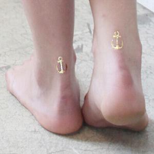 China Flash Body Art Skin Jewel Tattoo Stamping and silk screen printing wholesale