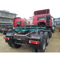 China Sinotruk Howo 290HP 6X4 Prime Mover Truck, tractor truck,loading 60Ton with EURO II Standard , wholesale