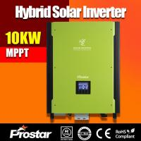 Buy cheap Prostar MixSolar 10KW solar hybrid inverter price from wholesalers