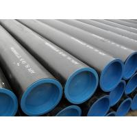 China API 5L Seamless Carbon Steel Line Pipe For Petroleum / Natural Gas Transportation wholesale