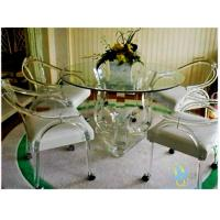 Quality acrylic cheap outdoor bar sets for sale