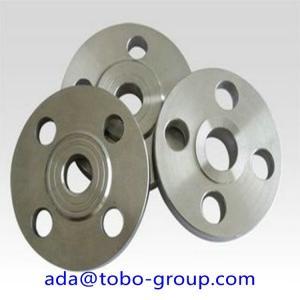 China Flat Face Welding Neck Flange PN10 CuNi 70/30 Din 2632 EEMUA145 ANSI B16.5 1 - 48 Inch wholesale