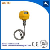 Quality guided wave water smart explosion-proof radar level meter for sale