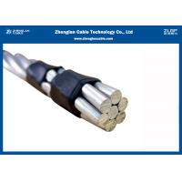 China Overhead Transmission All Aluminum Alloy Conductors / Durable AAAC Cables on sale