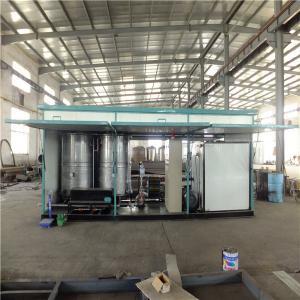China Modified Bitumen Emulsion Equipment With Bigger Heater Exchanger Labor Saving wholesale