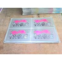 China OK3D Lenticular plastic soft printing picture flexible 3d flip zoom morph motion animation lenticular printing service wholesale