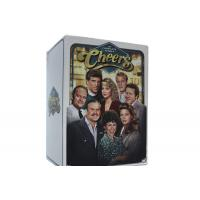 China Cheers The Complete Series Box Set DVD Movie TV Comedy Series DVD For Family Brand New Sealed on sale