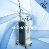 Quality Effective Women Wrinkle Removal Machine , RF CO2 Laser Beauty System for sale