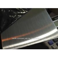 China NO.6 / Oil Hairline Stainless Steel Surface Finish 304 SS Sheet Coil Customized wholesale