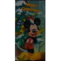 China 3d lenticular printing souvenir bookmark-plastic pp 3d offset printed lenticular 3D animal bookmark wholesale