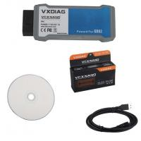 China Latest VXDIAG VCX NANO for GM/OPEL GDS2 Vehicle Communication Interface Diagnostic Tool WI wholesale
