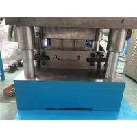 China 4KW Main Powet Shutter Roll Forming Machine by Chain 56mm Shaft wholesale