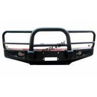 China Black 4x4 Off Road Front Bumper For Toyota Land Cruiser 80 Series 1992 - 1997 wholesale