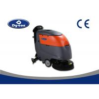 China Dycon Stable And Active Machine , Floor Scrubber Dryer Machine With One Key Control wholesale