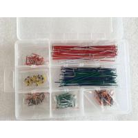 China White / Red / Yellow / Black Breadboard And Wire Kit For Breadboard Experiment wholesale