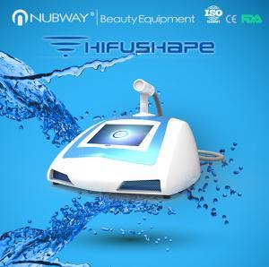 China Portable Ultrashape Slimming machine high intensity ultrasonic focuesd hifu slimming machi wholesale