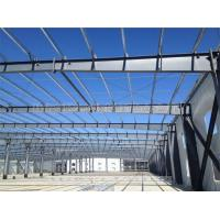 Buy cheap Sandwich Panel Prefab Workshop Steel Structure With USA Standard Welding from wholesalers