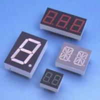 China Seven Segments LED Display, Manufactured in Various Sizes and Colors wholesale