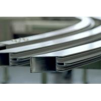 Buy cheap Bending And Sawing CNC Aluminium Profile With Mill Finished ISO SGS from wholesalers