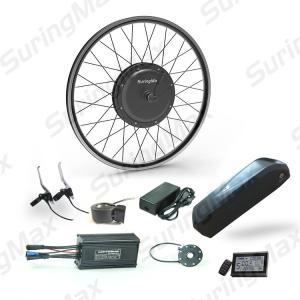 Buy cheap 500 Watt Gearless Fat Bike Hub Motor , 48v Fat Bike Electric Motor Kit from wholesalers