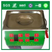 China ultrasonic blind cleaning machine on sale