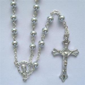 China Plastic rosary on sale