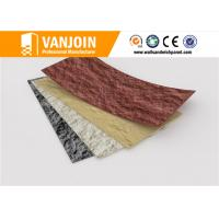 China Outdoor And Indoor Flexible Clay Composites Brick Effect Wall Tiles 3D Effect Light Weight wholesale