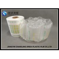 Quality Inflating PE Film To Form Protective Lightweight Packing Air Pillows / Air Cushions for sale