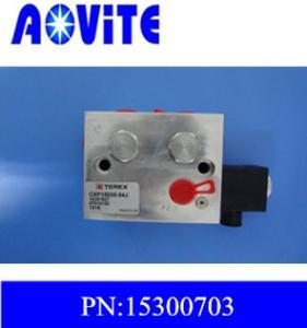 China TR100 BRAKE MANIFOLD VALVE 15300703 wholesale
