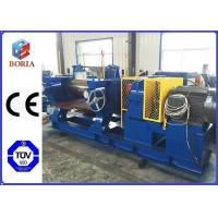 """China TUV SGS Certificated Rubber Mixing Machine 48"""" Roller Working Length wholesale"""