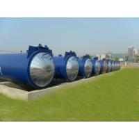 China Pressure AAC Steam Chemical Autoclave Block Plant / AAC Production Line 2×31m AAC autoclave wholesale