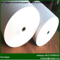 China Offset Printing Paper Roll 100g wholesale