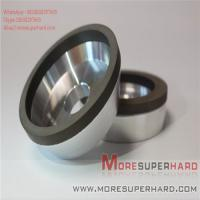 China 11A2 Diamond Grinding Wheel for Carbide, Resin- or Metal-bond is Available, Diamond Cup Wheels Alisa@moresuperhard.com wholesale